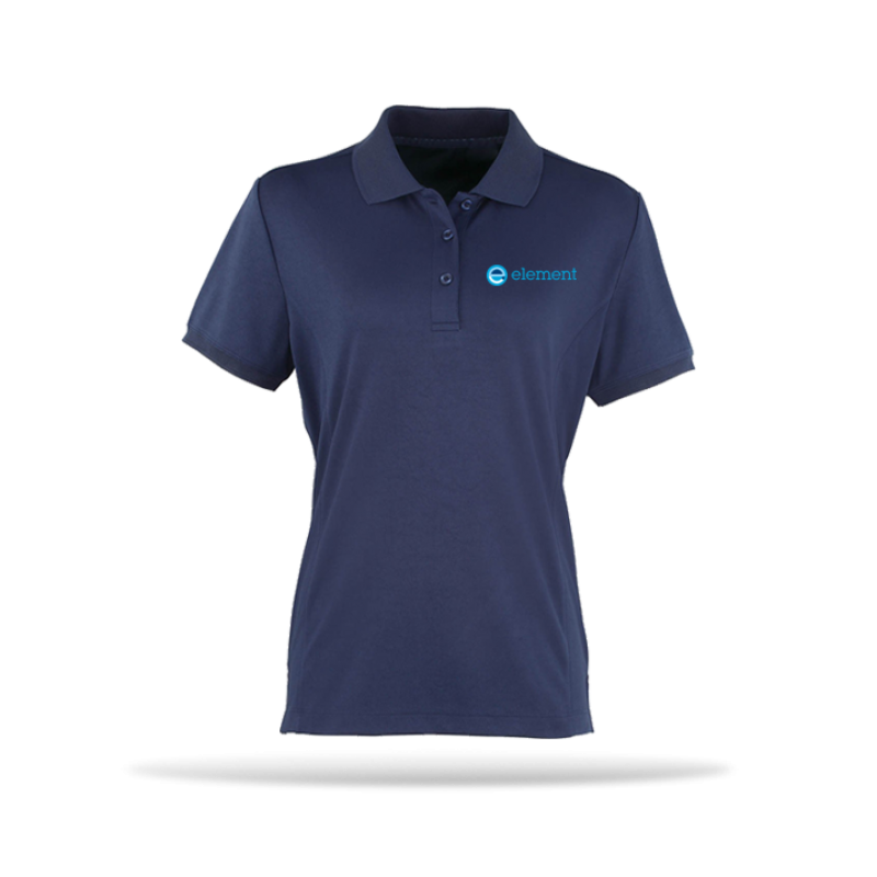 Element Ladies Coolchecker® piqué Polo Shirt