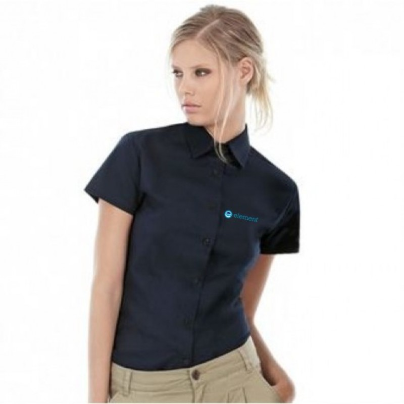 Element Ladies' Short Sleeve Shirt
