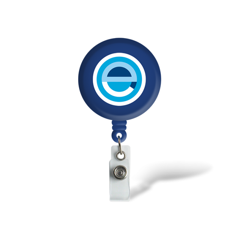 Element Retractable ID pass Holder